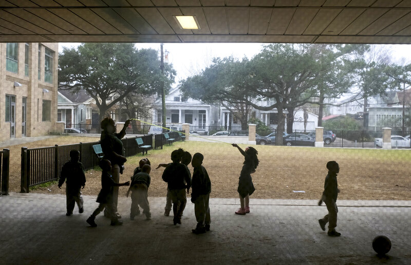 Some schools in new orleans are moving to trauma informed