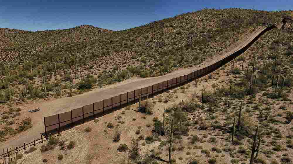 Blacklisted For Building Trump's Wall? California Considers It