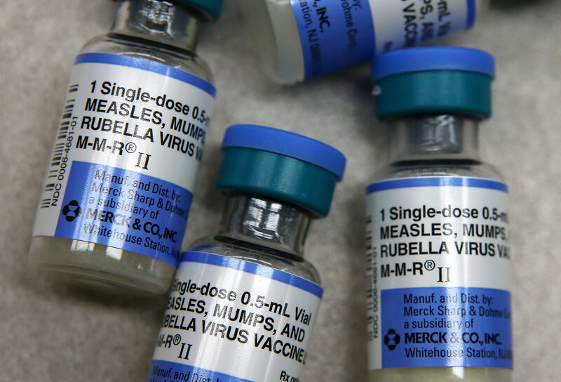 Autism And Vaccines More Than Half Of >> Somali Community S Autism Fears Fuel Measles Outbreak Shots