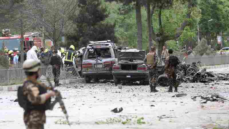 ISIS Claims Responsibility For Blast In Kabul That Kills 8 Afghans