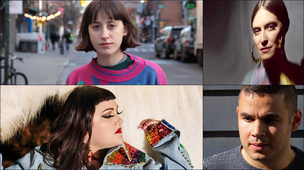 New Mix: Feist, Beth Ditto, Frankie Cosmos, Rostam, More