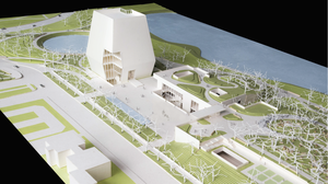 Obama Presidential Center Design Unveiled