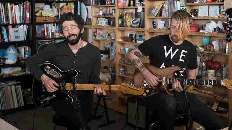 Peter Silberman: Tiny Desk Concert