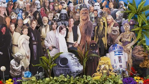 The Beatles: Escucha un mashup entre Star Wars y 'Sgt. Pepper's Lonely Hearts Club Band'