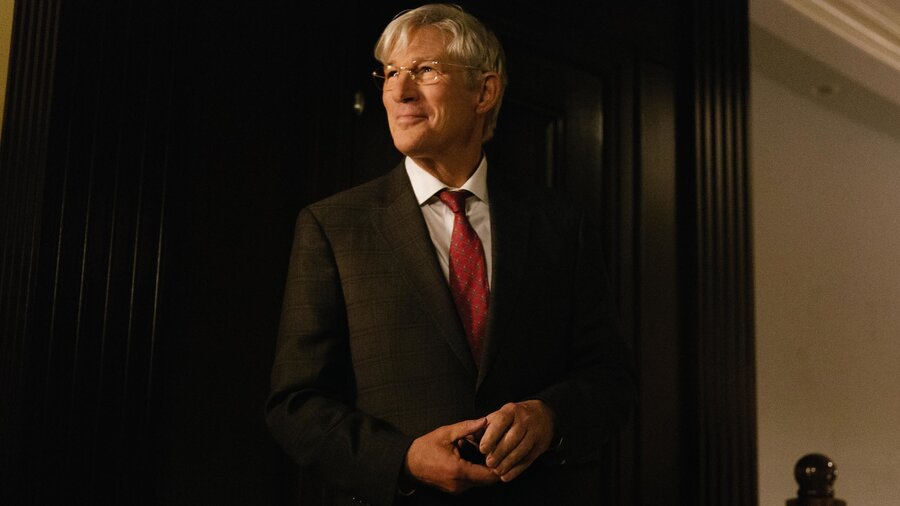 'Every Culture Has A Norman': Richard Gere On Playing A Fixer And Wandering  Jew. '