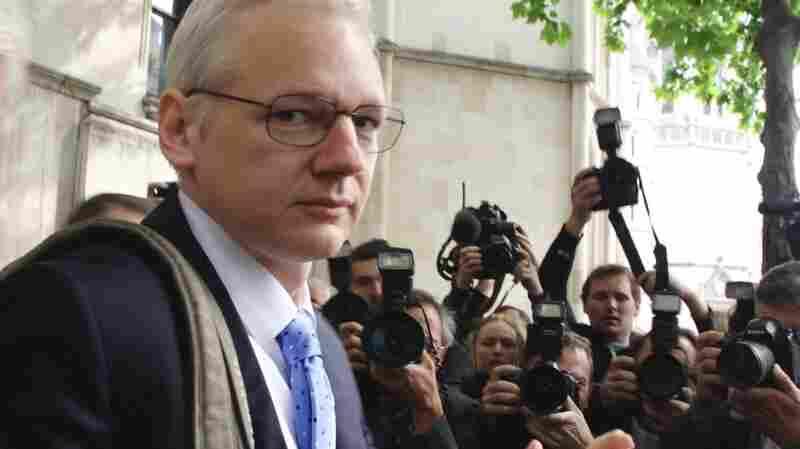 'Risk' Is A Messy, Ambitious Portrait Of WikiLeaks Founder Julian Assange