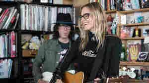 Aimee Mann: Tiny Desk Concert