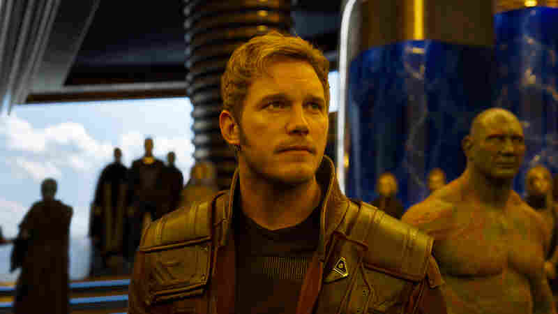 Pop Culture Happy Hour: 'Guardians Of The Galaxy Vol. 2' And W. Kamau Bell
