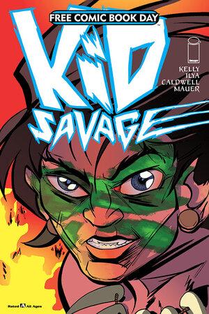 Kid Savage Diamond Comic Distributors Hide Caption