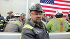 """Coal miner Craig Williams waits on a break from his job at Consol Energy's Harvey Mine, in Sycamore, Pa. """"We're one of the last industries around and hope to keep it that way,"""" he says."""