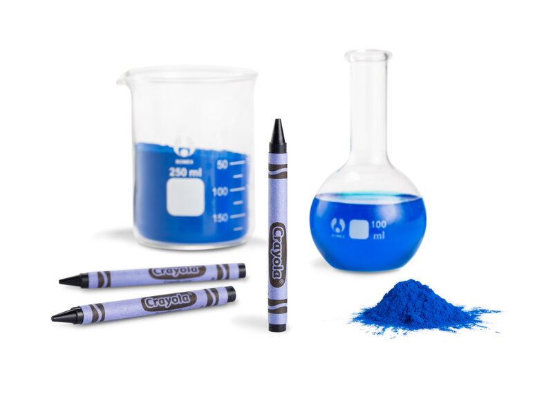 Crayola Gives The People What They Want: A New Blue Crayon : NPR