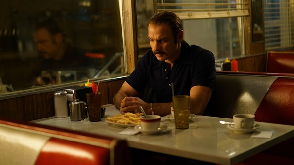 Liev Schreiber plays the boxer Chuck Wepner, who fought Muhammad Ali in 1975.