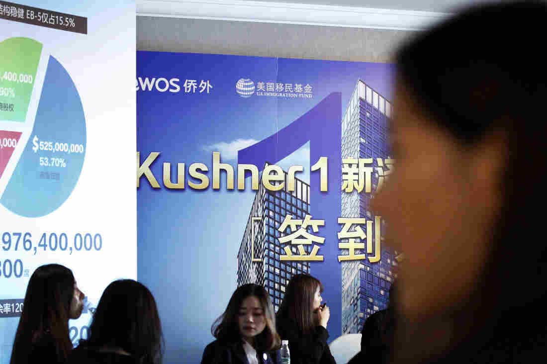 Journalist was threatened and harassed while covering Kushner pitch to Chinese investors