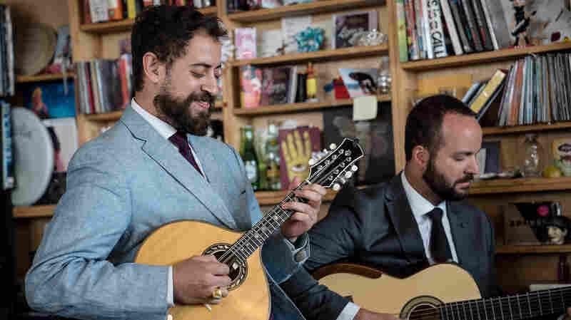 Danilo Brito: Tiny Desk Concert