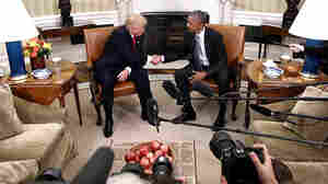 Obama Warned Trump About Michael Flynn During Oval Office Meeting