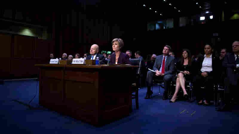 WATCH: Sally Yates Testifies: 'We Believed Gen. Flynn Was Compromised'