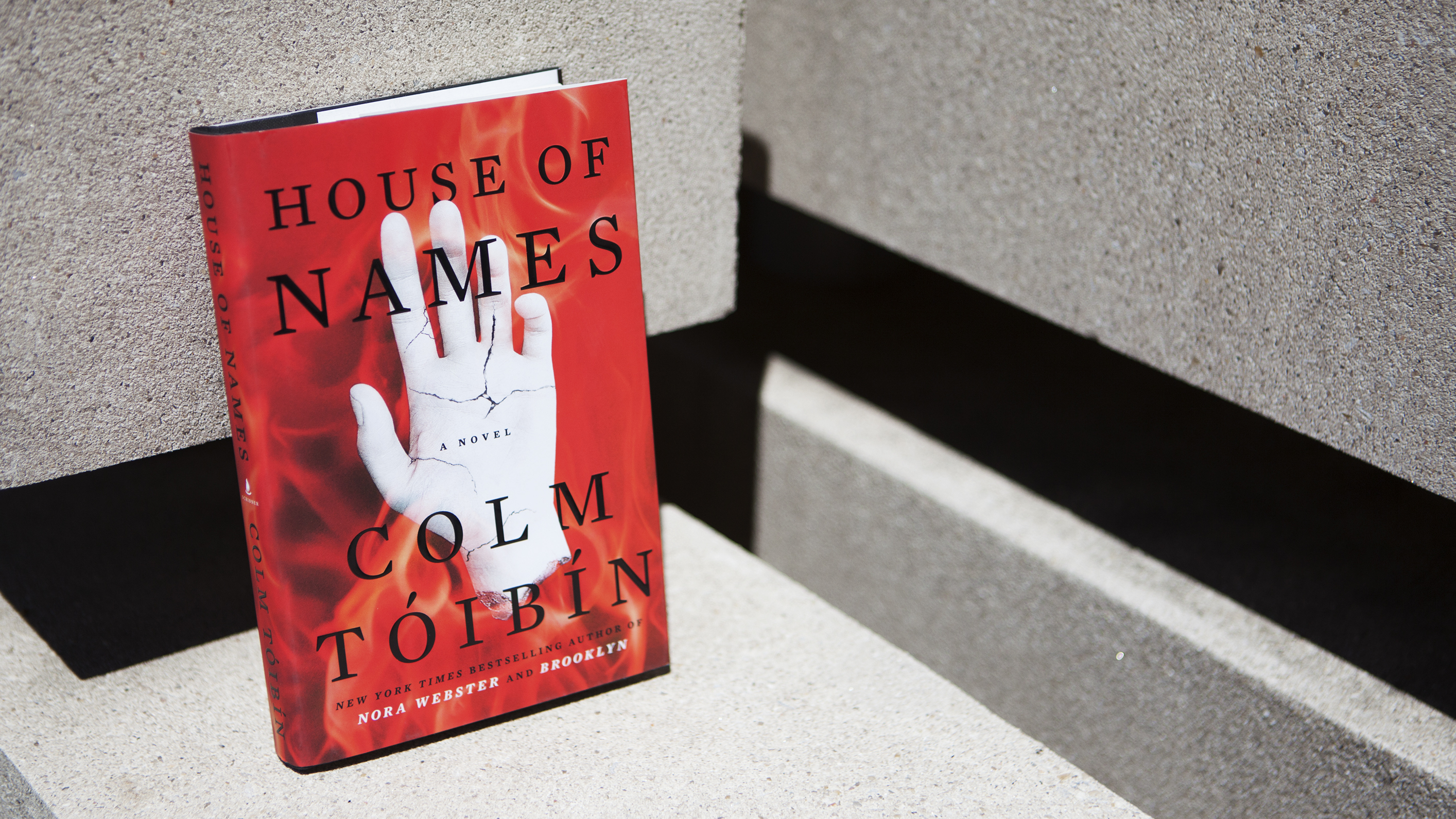 Book Review: U0027House Of Names,u0027 By Colm Tóibín : NPR