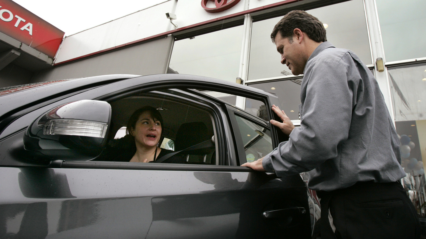 Buying A Car? What To Look For When You Take A Test Drive : NPR