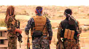U.S. To Arm Kurds In Syria, Despite Turkish Opposition