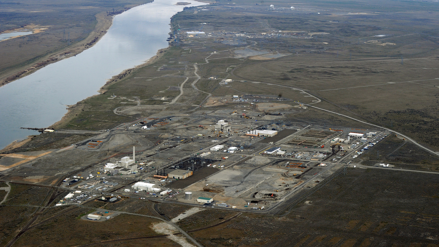 Emergency Declared At Nuclear-Contaminated Site In