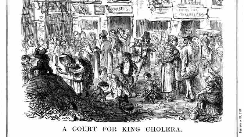 Cholera 101: An Ancient Disease Keeps Cropping Up