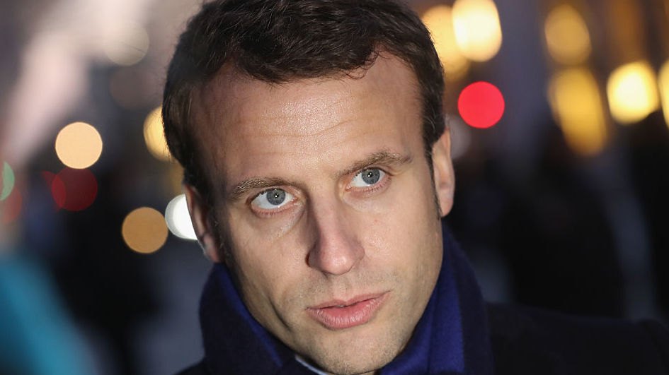 Something You Didn T Know About Emmanuel Macron He S A Pianist The Record Npr