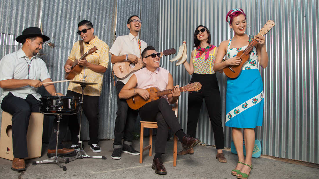 Las Cafeteras' 'If I Was President' Offers A Vision Of Cross-Cultural Unity