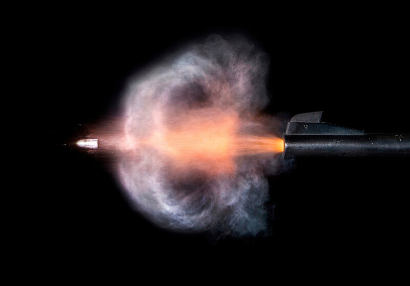 Lead Dust At Firearms Ranges Poses A Health Risk : Shots