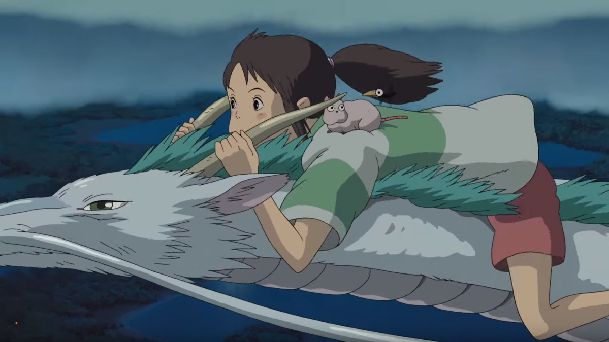 Hayao Miyazaki S Spirited Away Remixed As A Brooding Beat Driven Instrumental Npr