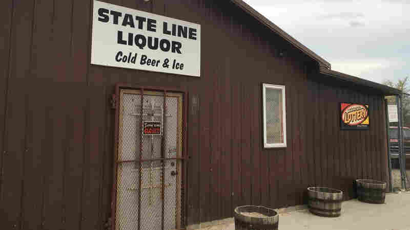 With Alcoholism Rampant On Nearby Reservation, Nebraska Shuts Town's Liquor Stores