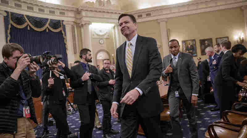 Suspicious Timing And Convenient Reasoning For Trump's Firing Of Comey