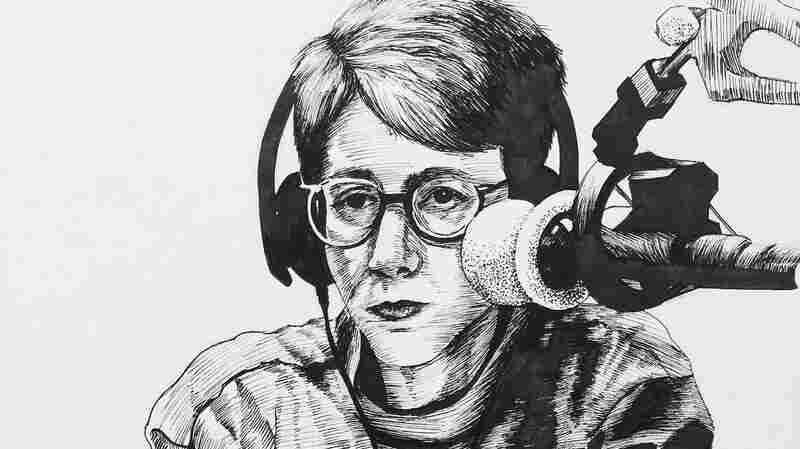 Celebrate 30 Years Of 'Fresh Air' With Terry Gross Fan Art