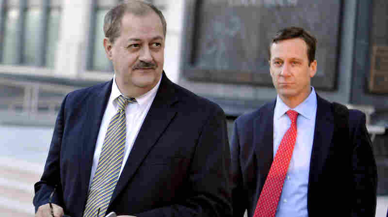 Ex-Massey Energy CEO Completes 1-Year Federal Criminal Sentence