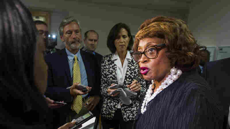 Former U.S. Rep. Corrine Brown Convicted Of Stealing From Phony Charity