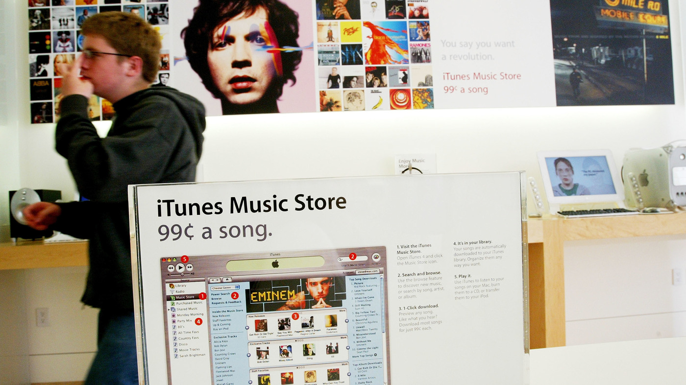 The MP3 Is Officially Dead, According To Its Creators : The