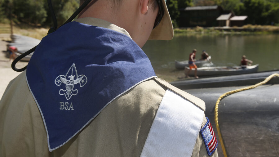 Mormon Church Will Withdraw From Boy Scouts' Programs For Older ...