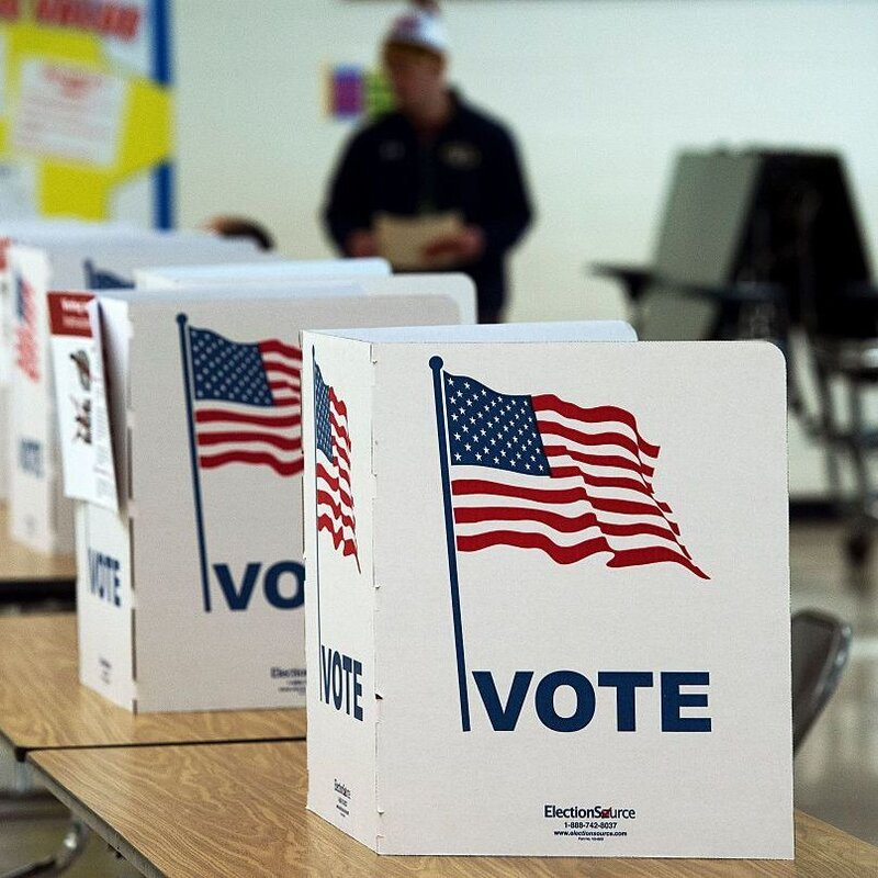 Texas Woman Sentenced To 5 Years For Illegal Voting : The Two-Way : NPR