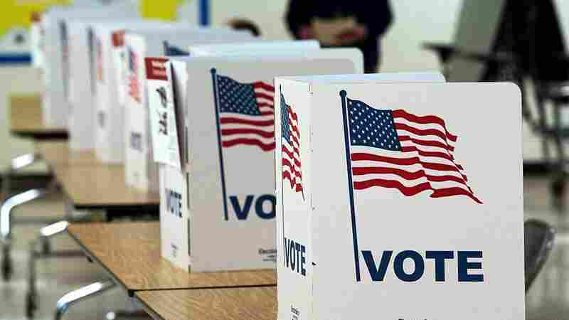 Despite Little Evidence Of Fraud, White House Launches Voting Commission