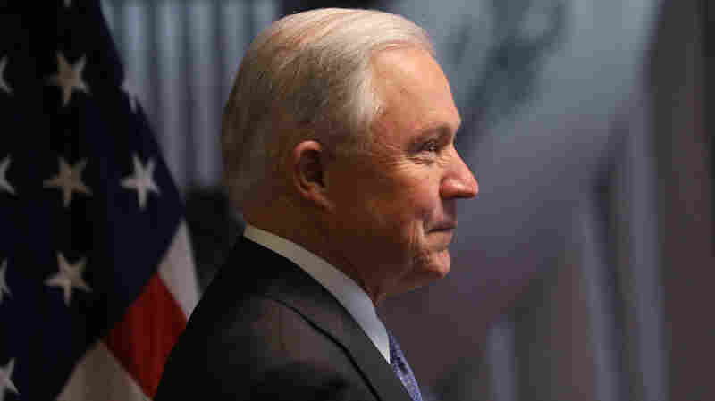 Recused And Accused: Critics Say Sessions Should Have Stayed Out Of Comey Firing