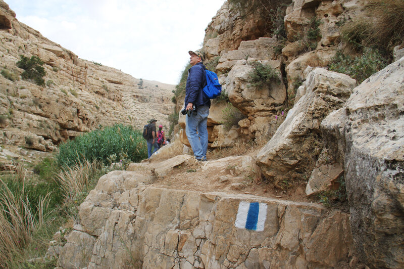 For Palestinian Hikers In West Bank A Chance To Enjoy Nature And