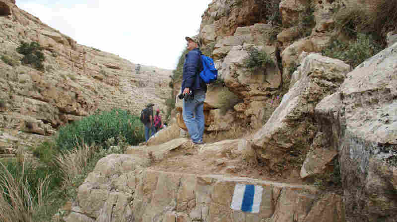 For Palestinian Hikers In West Bank, A Chance To Enjoy Nature And Escape Tensions
