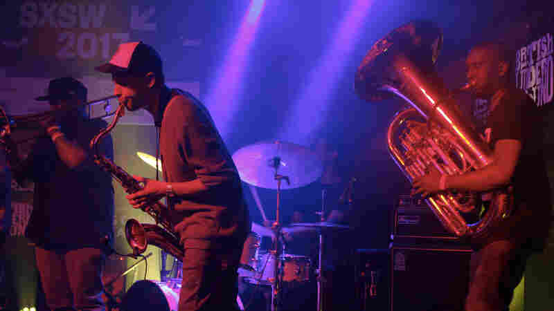 Get To Know London's Thriving Jazz Scene (By Way Of Austin, Texas)