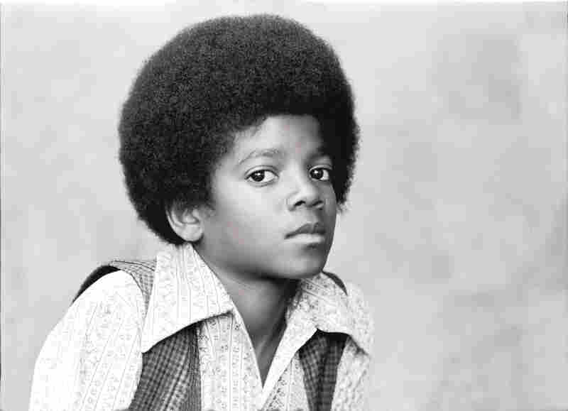 Michael Jackson, photographed for Rolling Stone in 1971.
