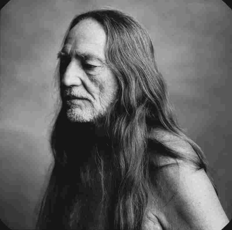 Willie Nelson, photographed for Rolling Stone in 1996.