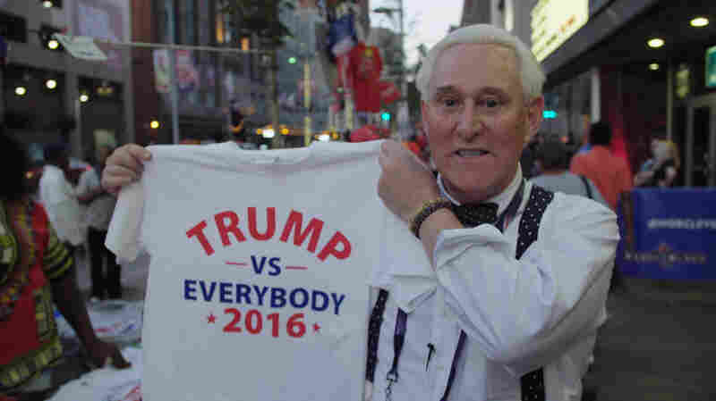 'Get Me Roger Stone' Profiles The Man Who's Wanted Trump To Run Since 1987