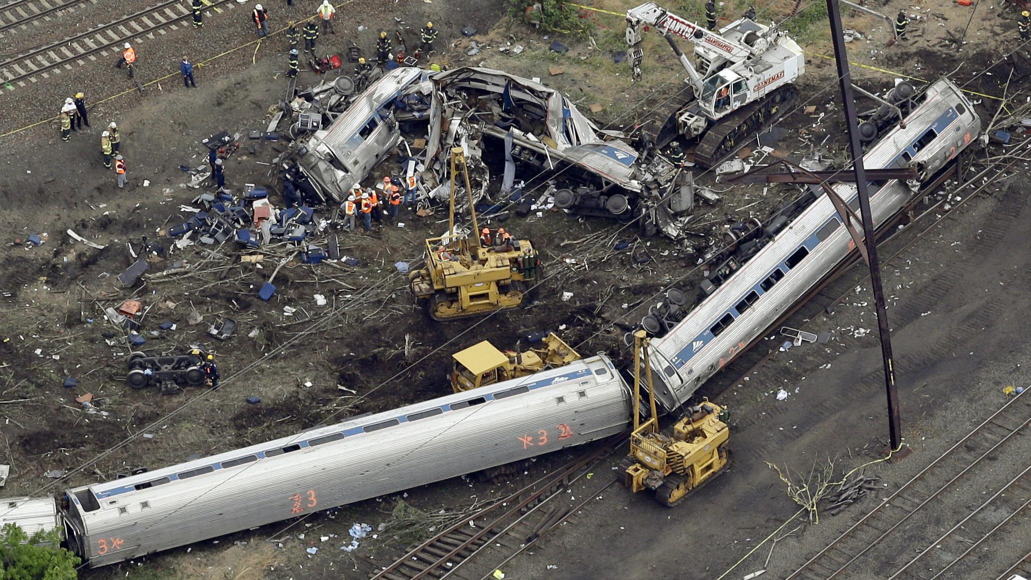 Overruling DA's Office, Judge Calls for Amtrak Driver's Arrest