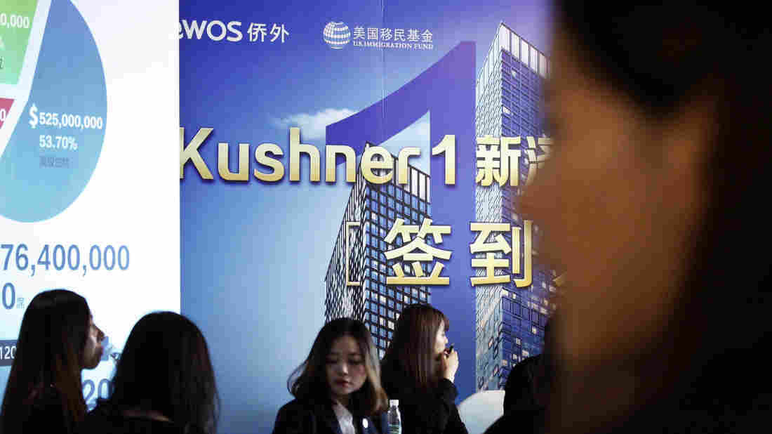 No China investor meetings this weekend for Kushner firm