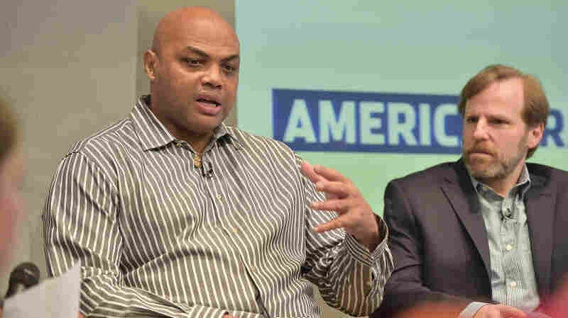 In 'American Race,' Charles Barkley Is A Stubborn Believer In The Power Of Dialogue
