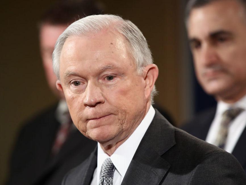 Sessions Brings Back Tougher Drug Sentences