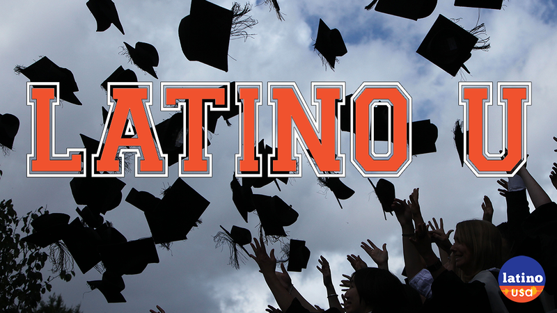 Latino USA is diving into the world of college, starting with an in-depth look into Latino Greek life. Plus, a conversation about whether safe spaces protect or coddle students.